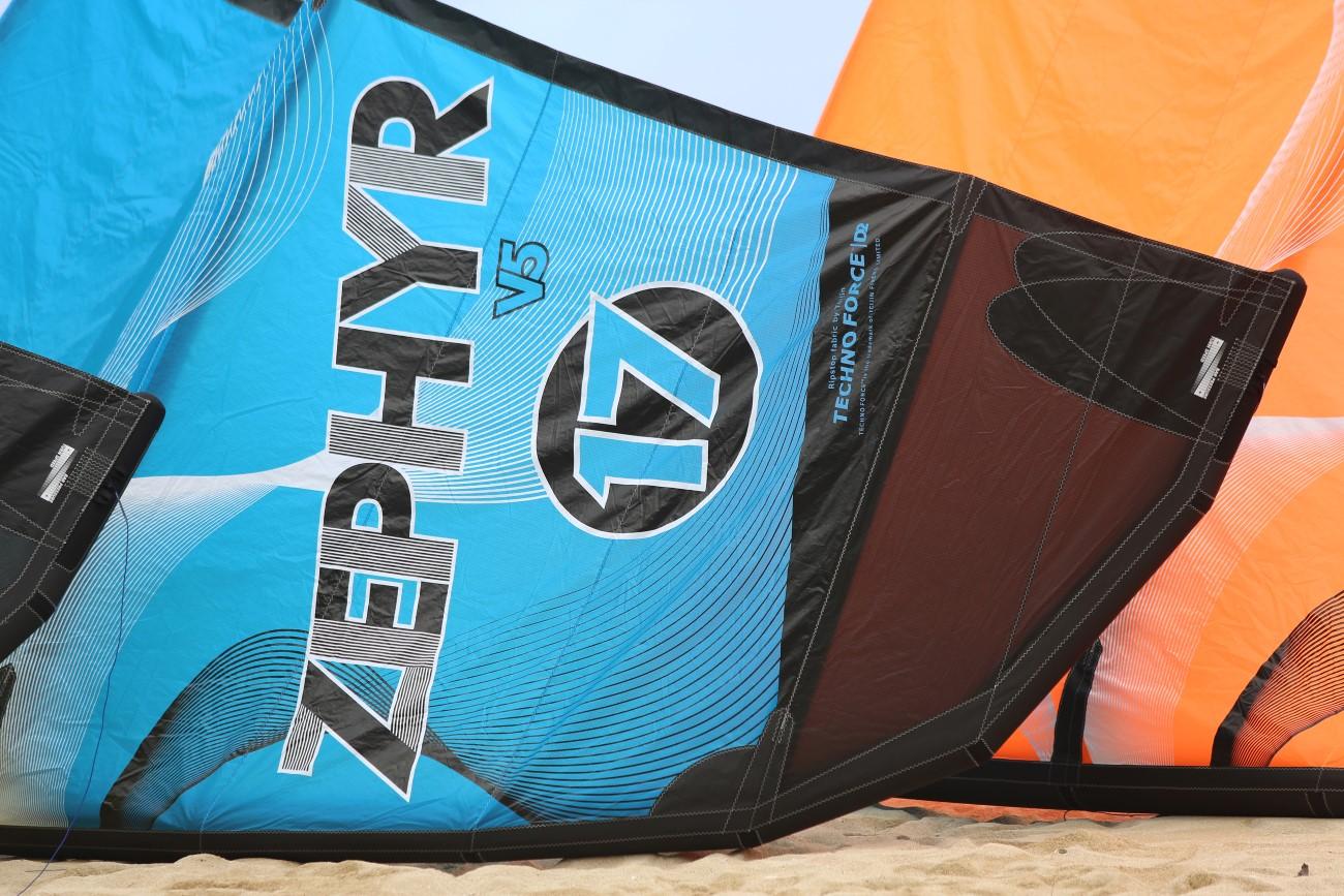 Zephyr V5 – Make light wind riding a breeze