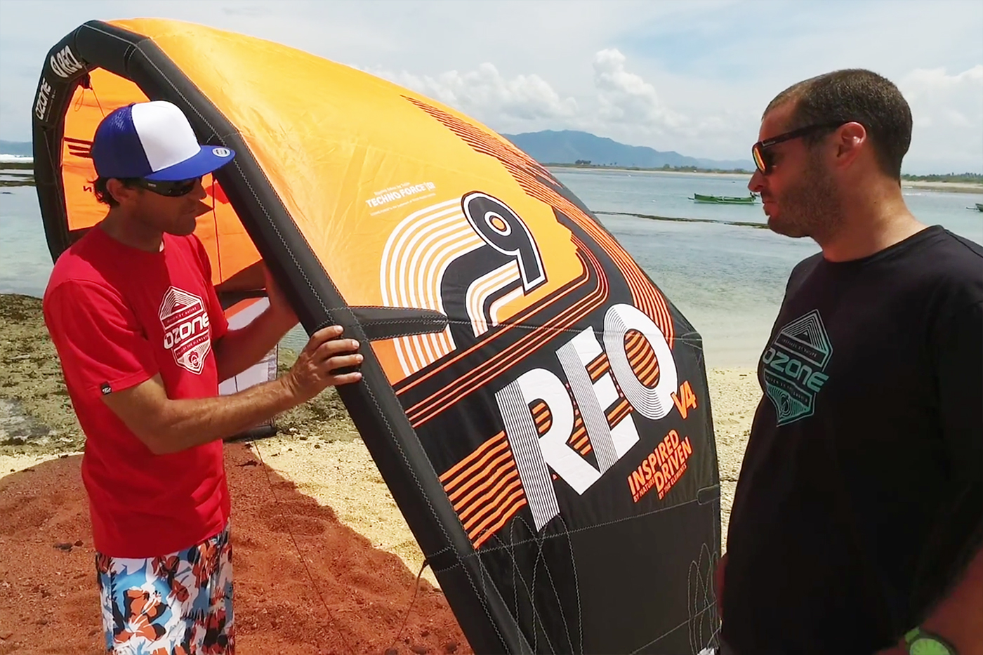 Ozone REO V4 Tech Talk with Ryland Blakeney and Marc Ramseier