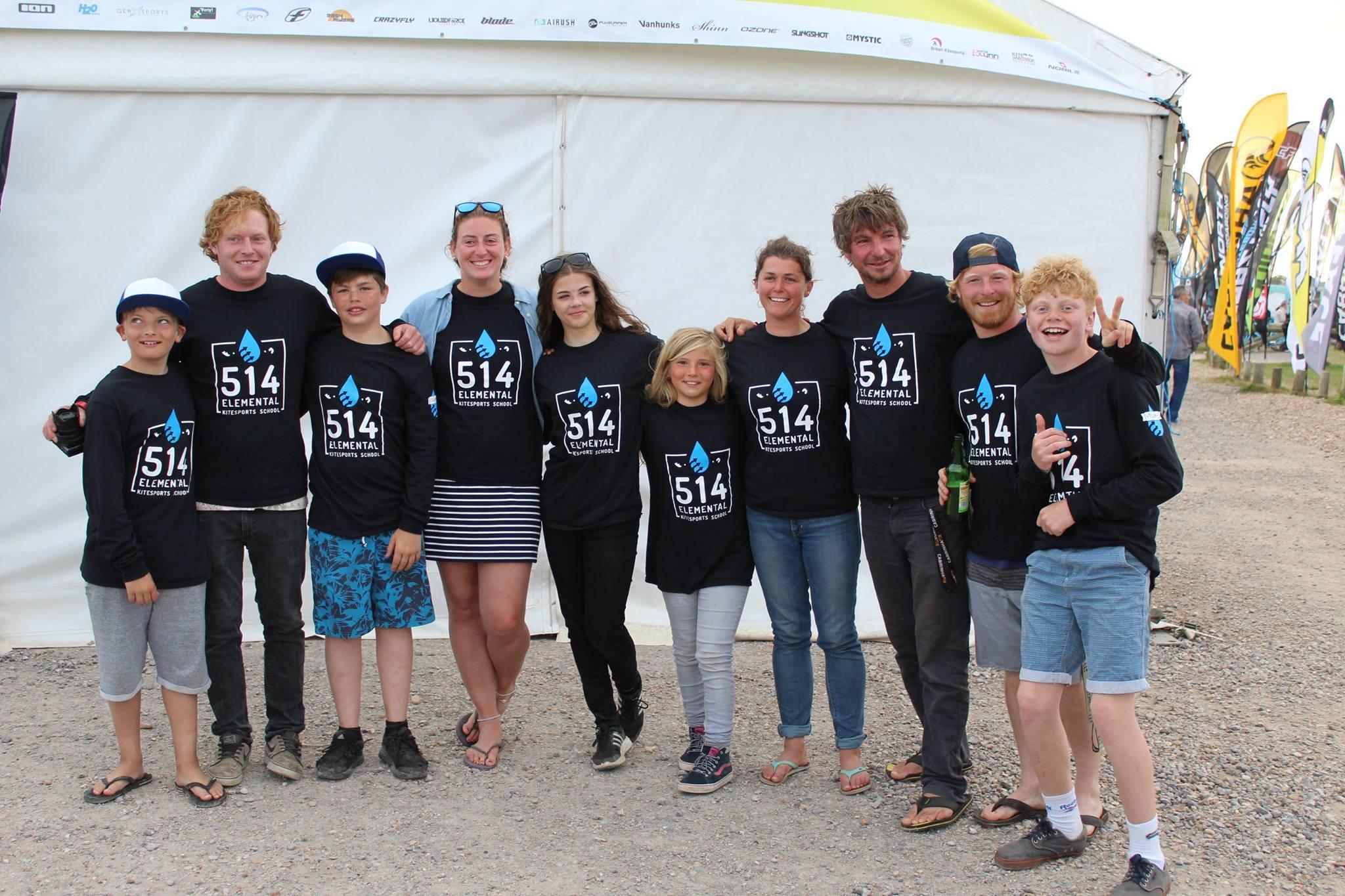 Ozone UK Kite Schools – 514 Elemental