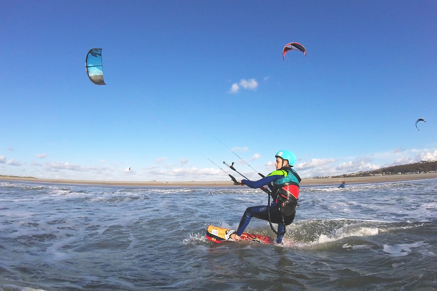 Get your kids kitesurfing with Ozone