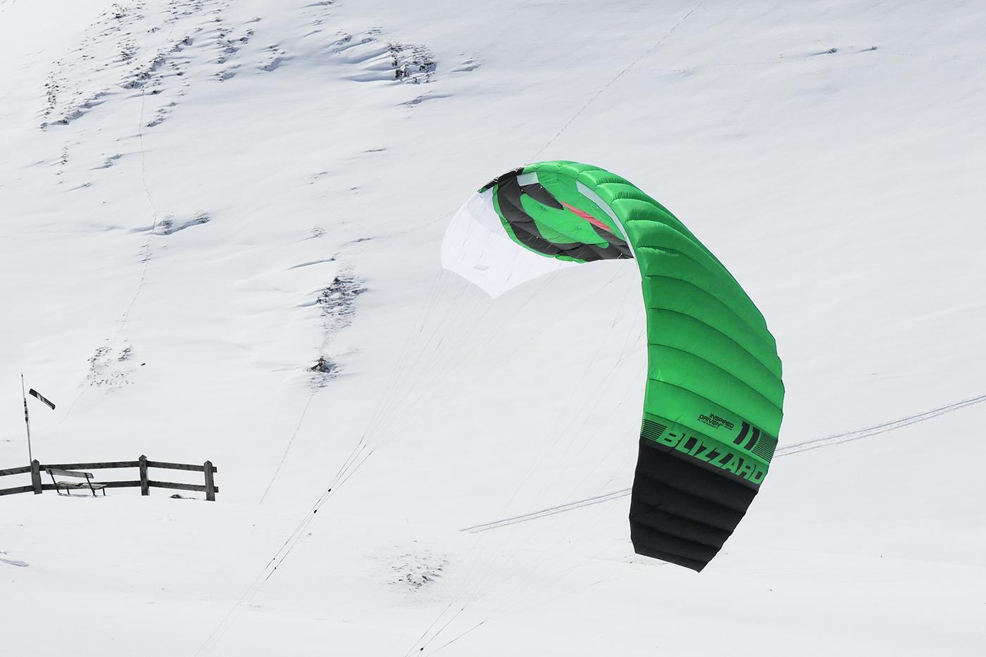 RideUP test the Ozone Blizzard