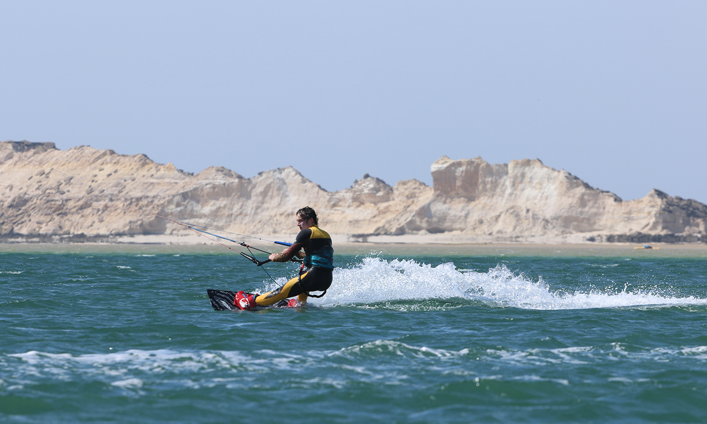 Eddie Hooper reports on the YOG Qualifier in Dakhla