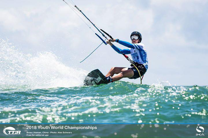 Stan Hart Reports on the Youth TwinTip Racing World Championships in China