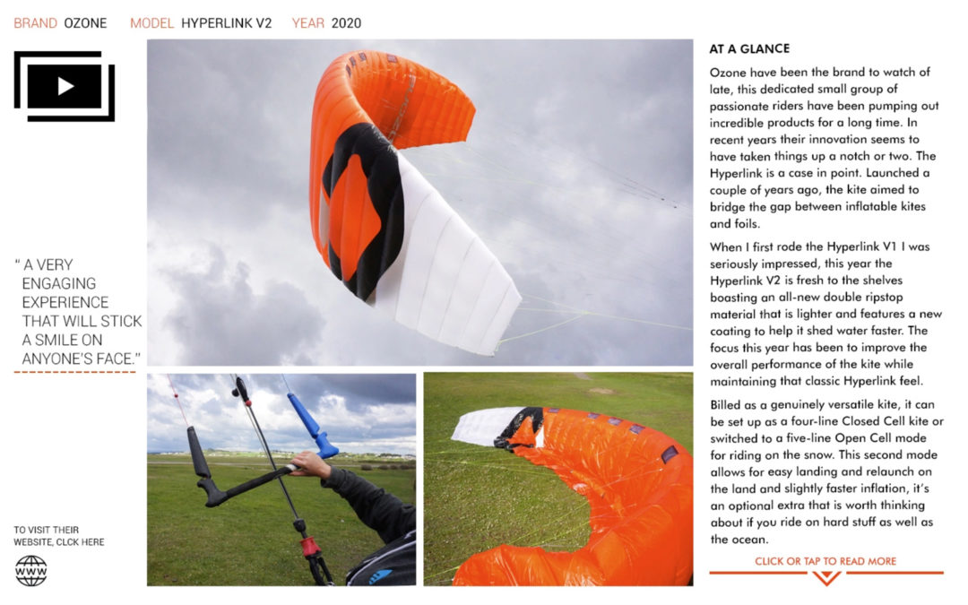 IKSURFMAG Review the Hyperlink V2