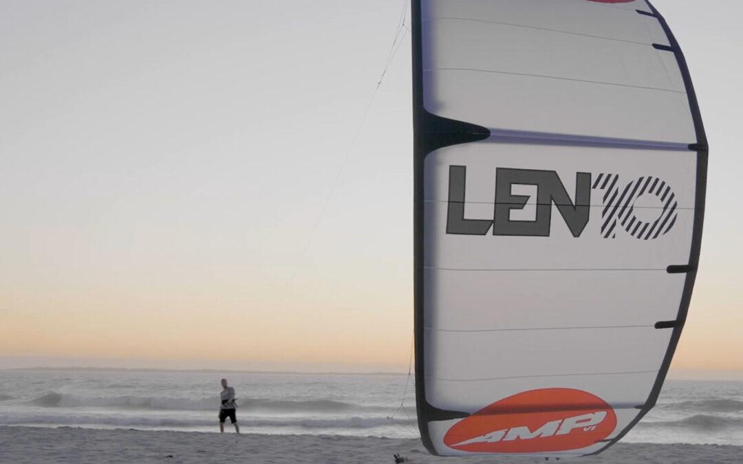 Lenten Custom Ozone Kite